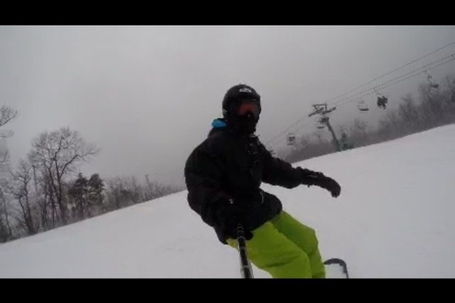 Place was great lots of pow to shred had a great day