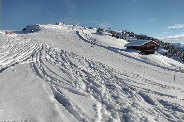 Alpe di Siusi Feb. 6, 2014