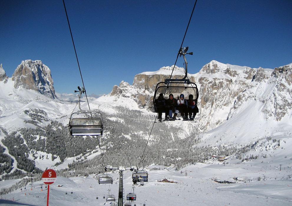 Canazei - Belvedere - Lifts