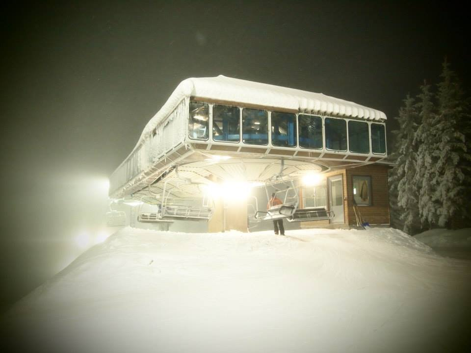Ski Karlov - night skiing - ©Ski Karlov FB