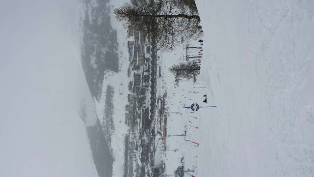 awesome conditions this week snowed the last 3 days. dont want to go home