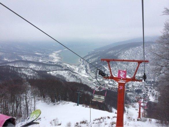 Live today from Mavrovo Bistra