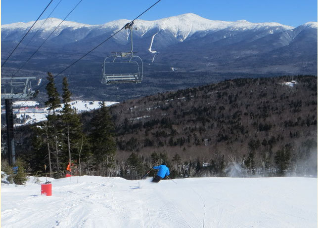 Bretton Woods Mount Washington Resort - ©Bretton Woods