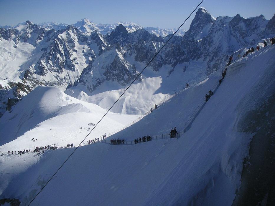 Chamonix Mont-Blanc - ©gerdami | gerdami @ Skiinfo Lounge
