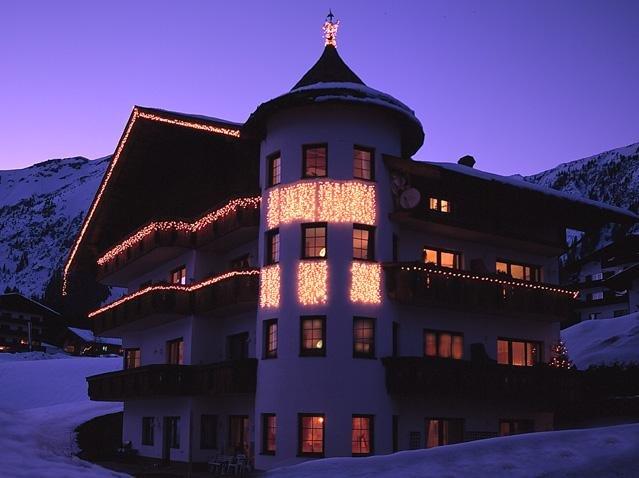 Appartements Villa Strolz