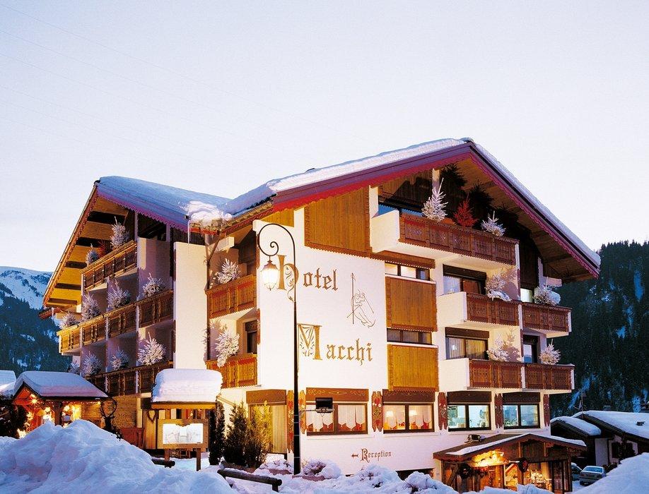 Hôtel Macchi ****