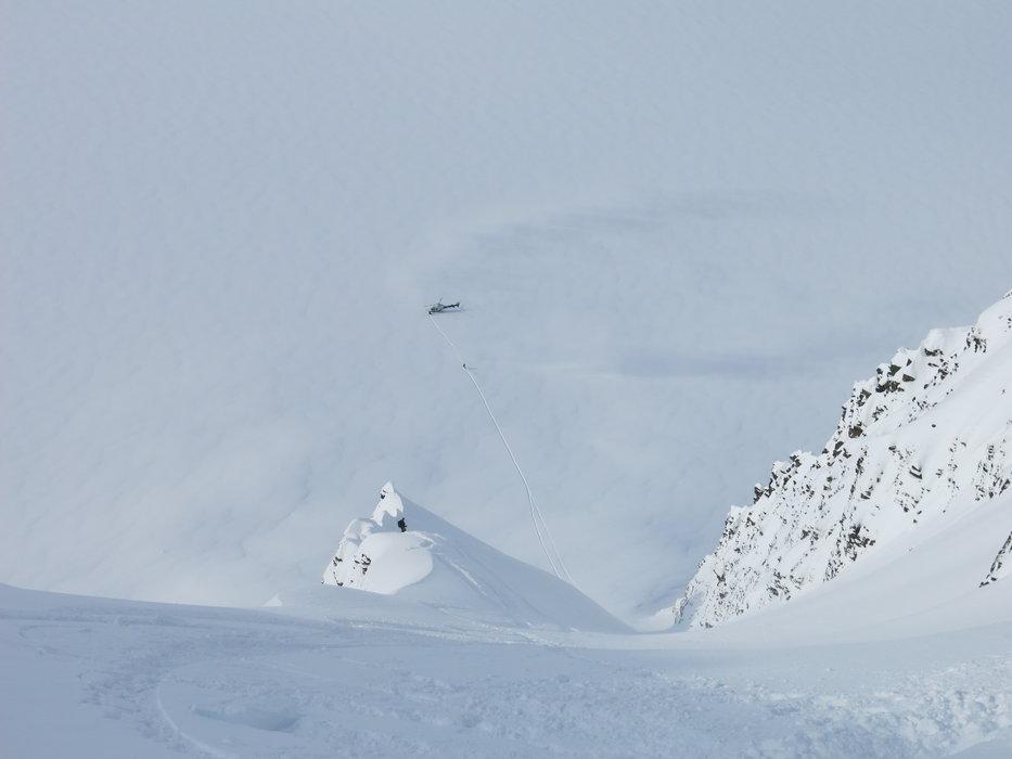 Big Vert to Glacier 2014. - ©Doug Krause