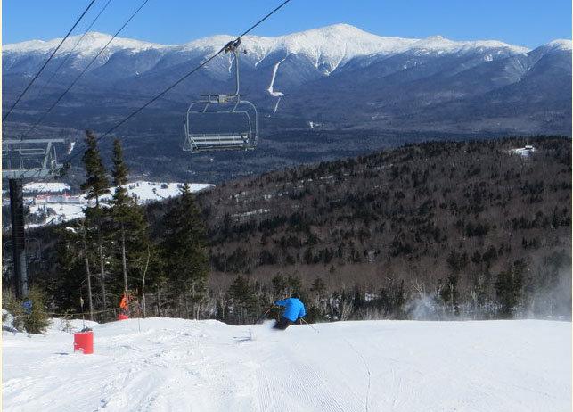 Bretton Woods Mount Washington Resort - ©Bretton Woods