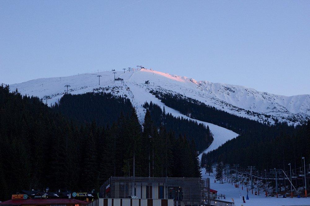 Sunny march skiing in Jasná Low Tatras - ©Jasná Nízke Tatry