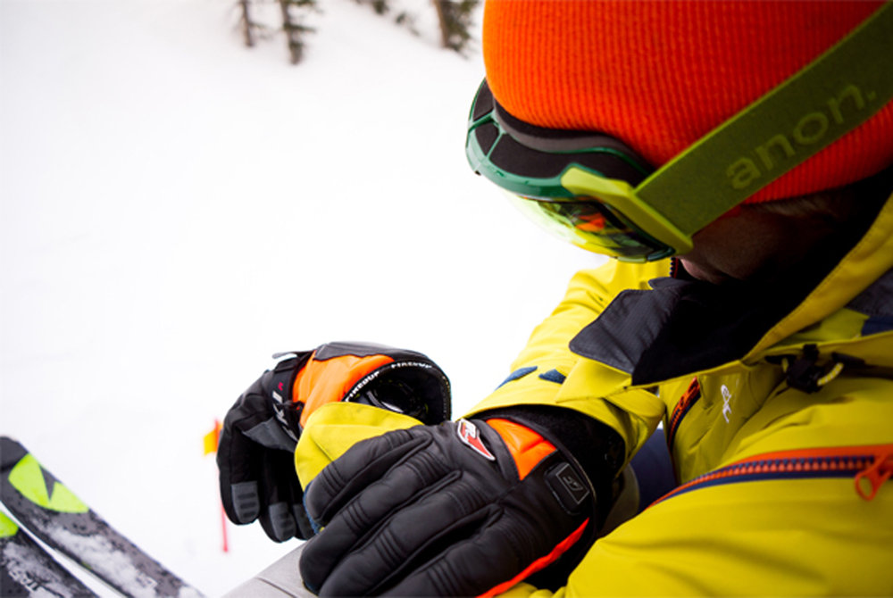 What time is it? Ski Test time! Watches from sponsor, Casio Protrek kept our testers on time and to task. - ©Cody Downard Photography