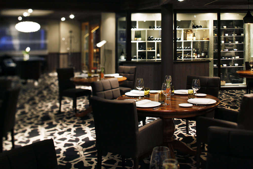 Two Michelin-star Restaurant Jean Suplice in Val Thorens