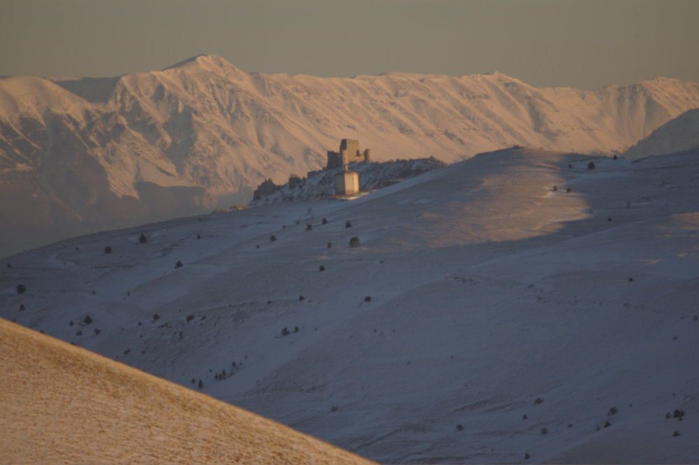 Campo Imperatore - ©josef | ricercatore @ Skiinfo Lounge