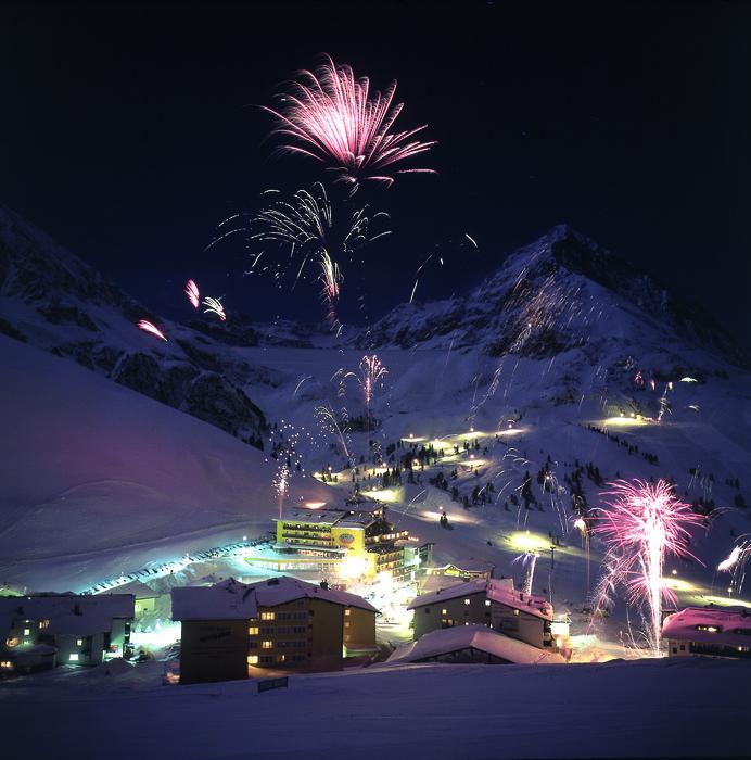 New Year in Innsbruck Bergsilvester
