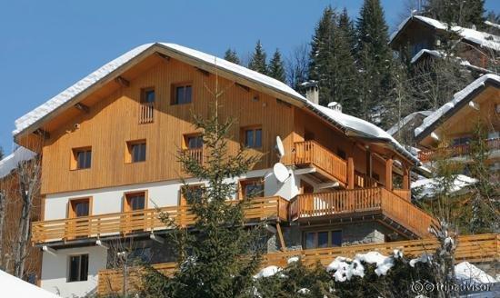 Hotel & Lodges Adray-Télébar