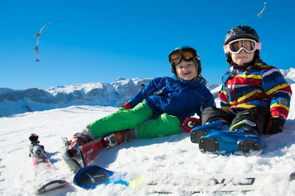 Well conditions for kids - ©Skigebiet Golm