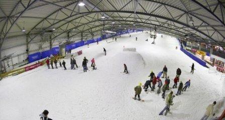 De Uithof - ©Skibaan De Uithof | Snowfun @ Skiinfo Lounge