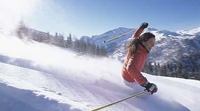 Winter - ©Kelly Canyon Ski Area