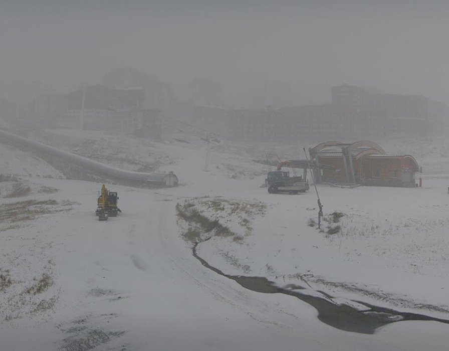 Val Thorens Oct. 22, 2014