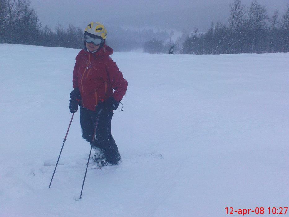 Hallingskarvet - ©Kenny | Powderwhore Norway @ Skiinfo Lounge