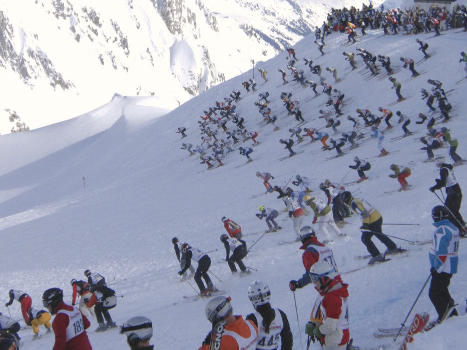 Tourisboard St. Anton am Arlberg - ©The legendary skirace for everyone