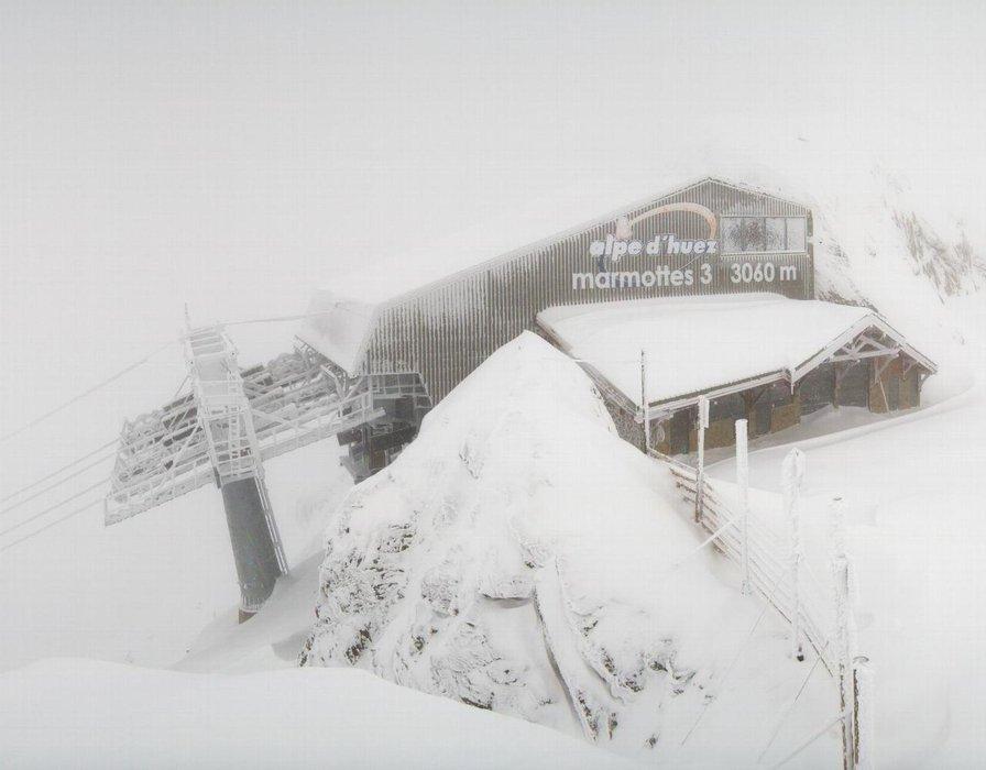 Alpe d'Huez Nov. 17, 2014