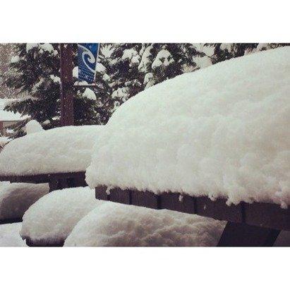 I spy snow  - ©User: Sydney