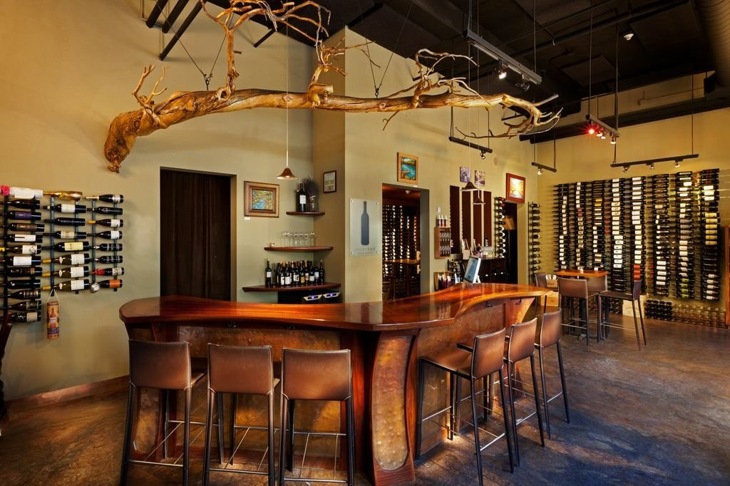 The owners of Uncorked are the proprietors of five popular, sophisticated and trendy wine bars around the Tahoe area, and their passion for wine shows clearly.  - ©Uncorked