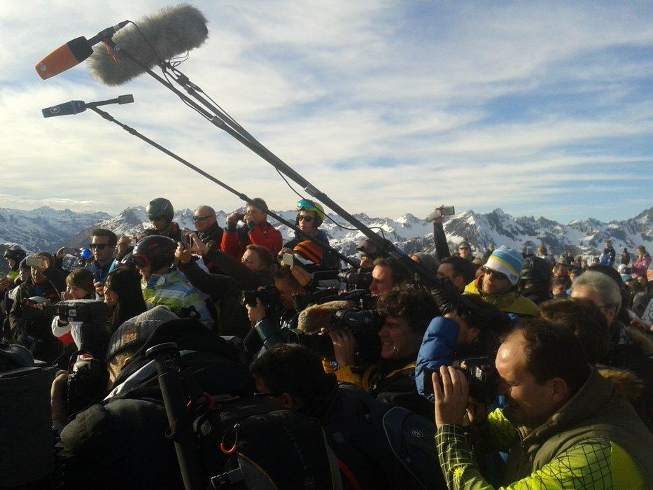 Season Opening Ischgl 2014-2015 - ©TVB Paznaun - Ischgl