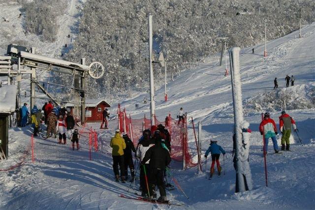 Haukelifjell - ©Halvor Vinje | Haukelifjell @ Skiinfo Lounge