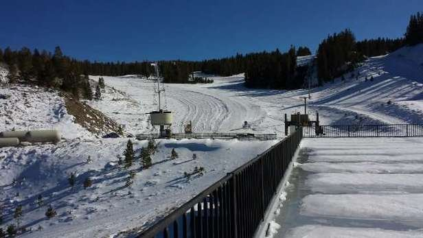 Saturday 12/06/2014!!!! June Mt. opens 12/13!!!!! looking good!