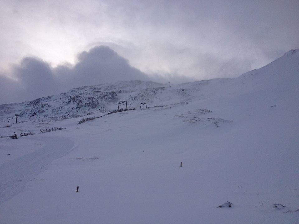Glencoe (Dec. 13) will open for skiing Dec. 19, 2014 - ©Glencoe