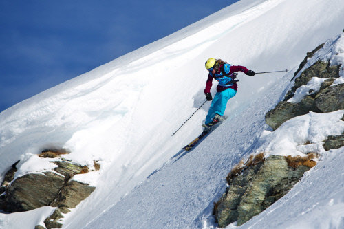 www.swiss-image.ch/Marc Weiler - ©Engadinsnow - Freeride competition