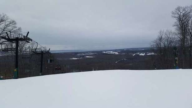 great day on the hill yesterday