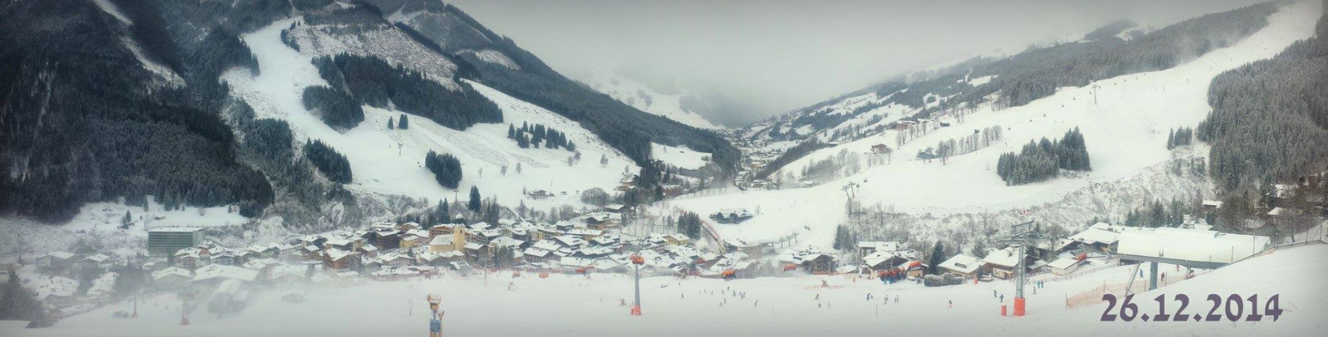 Saalbach-Hinterglemm Dec. 26, 2014