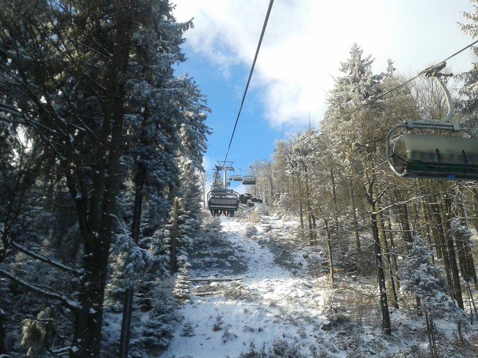Červená Voda 26.12.2014 - ©FB Skipark Červená Voda