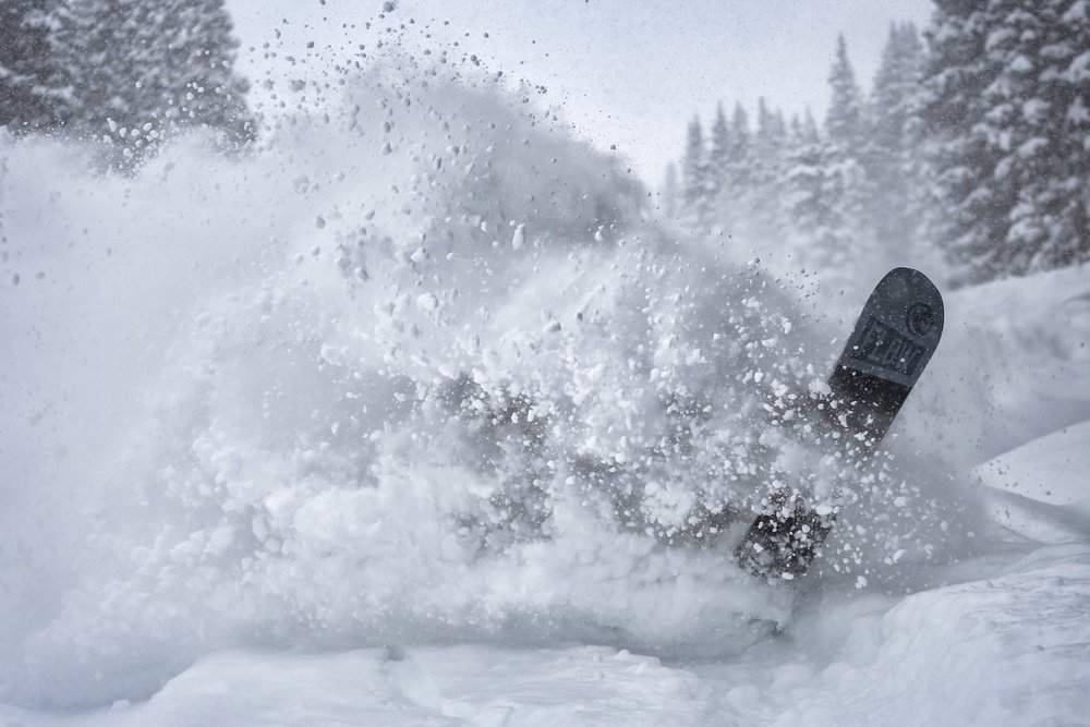 Snorkels recommended at Copper Mountain. - ©Copper Mountain