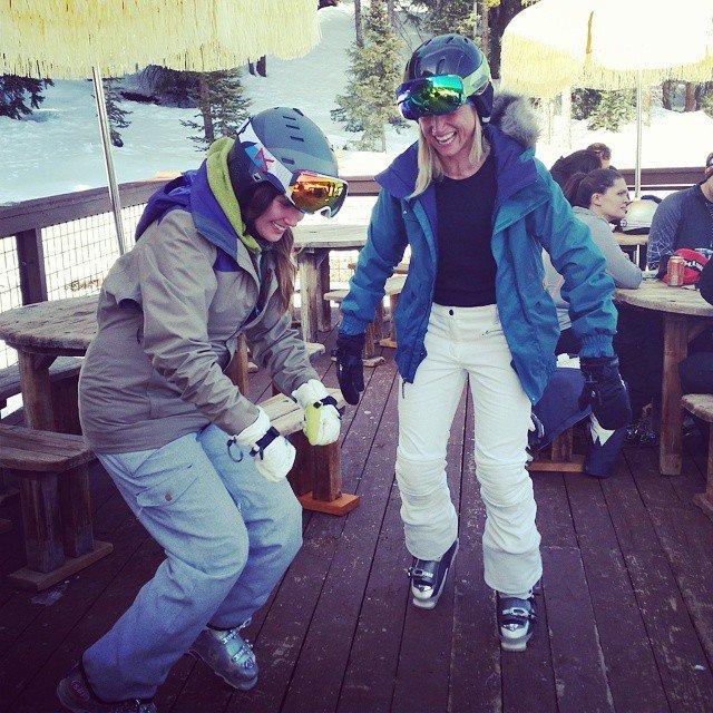 Patagonia Snowbelle ski jacket on-snow review - ©Shari Dickerman