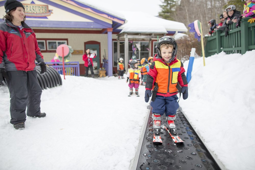 Future ambassadors of snow in the making! - ©Smugglers' Notch