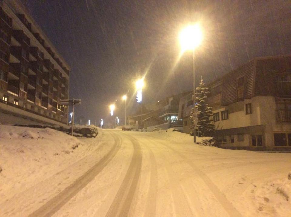 Alpe d'Huez Jan. 16, 2015 - ©Alpe d'Huez Officiel