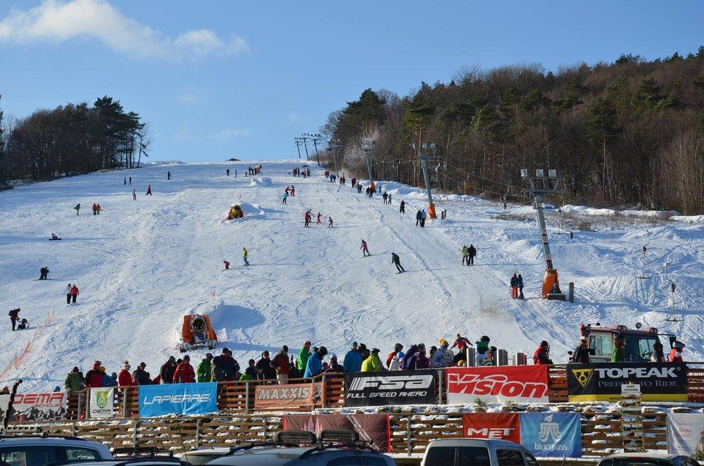 Ski centrum Kálnica - ©Kálnica FB