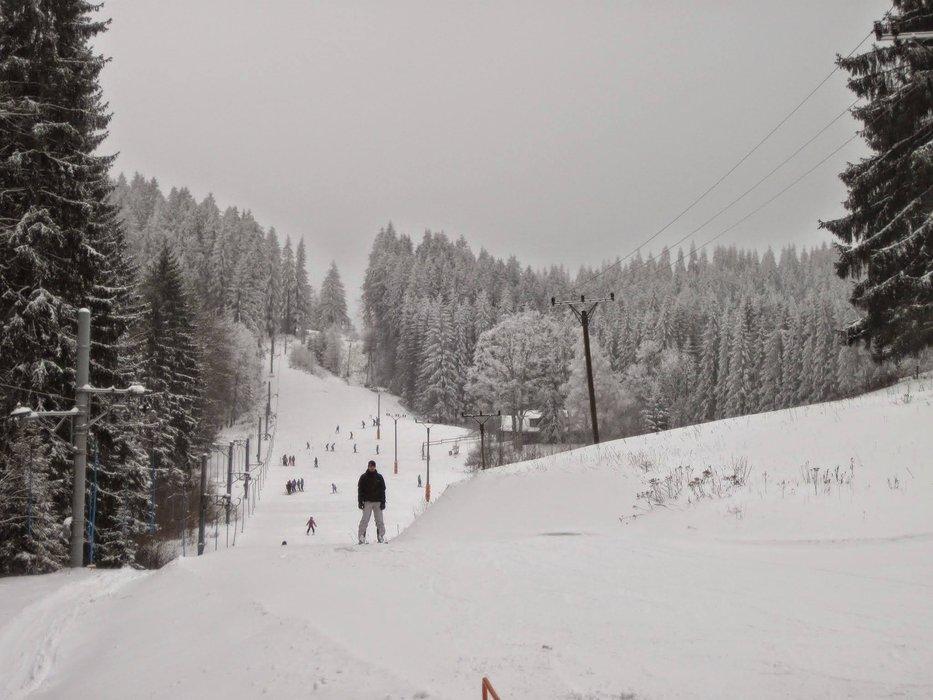 Ski park Gruň - ©facebook.com/SkiParkGrun