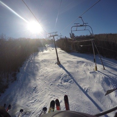 Great day of skiing
