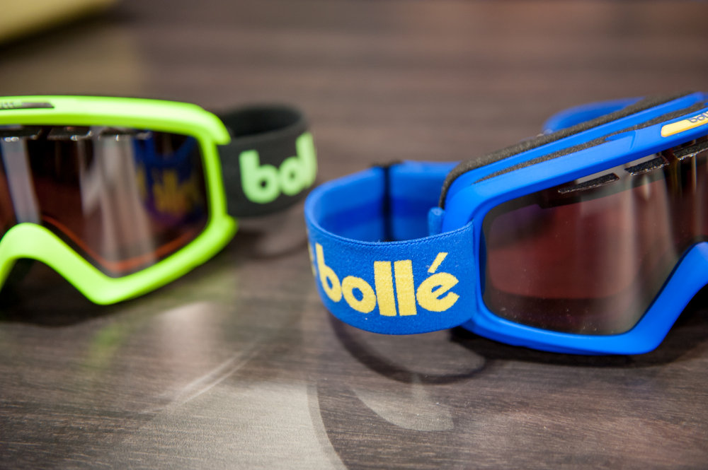 Bollé brings it back with the Nova II Retro Collection goggle. - ©Ashleigh Miller Photography