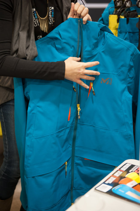 Men's Crystal Mountain GTX Jacket from Millet. - ©Ashleigh Miller Photography