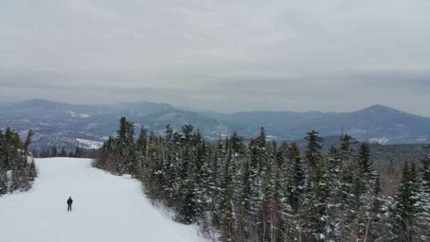 Great conditions, short lines. Little bit of fresh snow in the morning made for great runs.