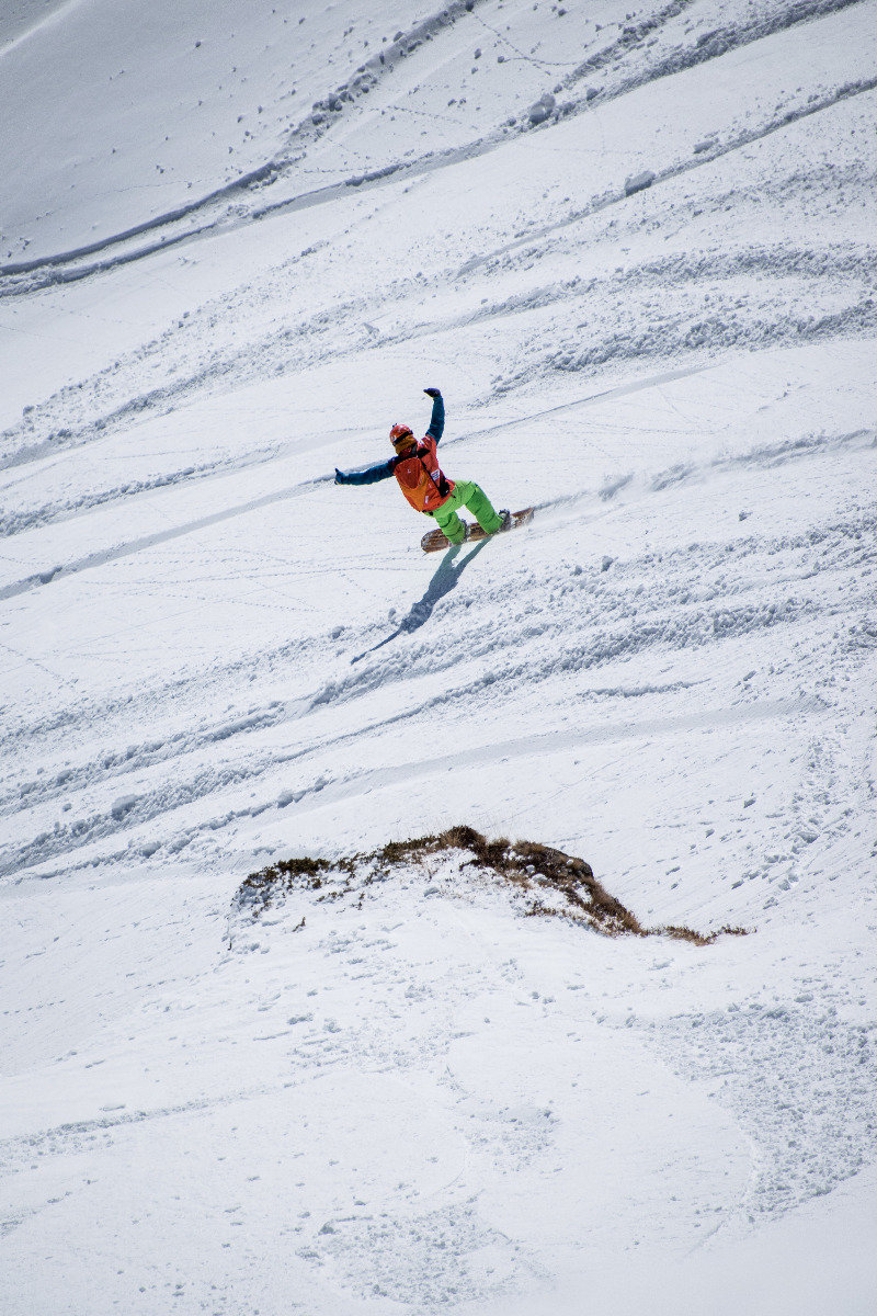 Jonathan Charlet - ©Freeride World Tour | David Carlier