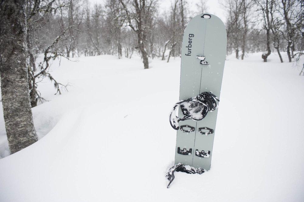 En test av Furberg 164 Split er snart å lese på Skiinfo.no! - ©Eirik Aspaas