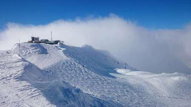 excellent snow