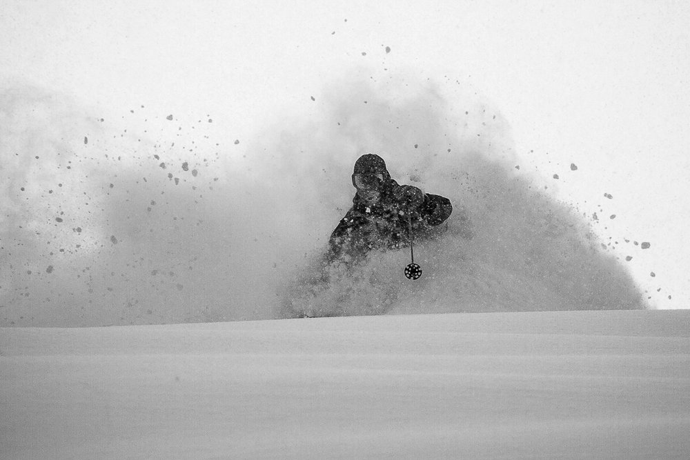 Wolf Creek got the goods – nearly 4 feet fell since Friday. - ©Jason Lombard / Wolf Creek Ski Area