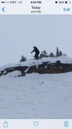 Aspen / Snowmass - when it snows 3 feet in 4 days you can do this!